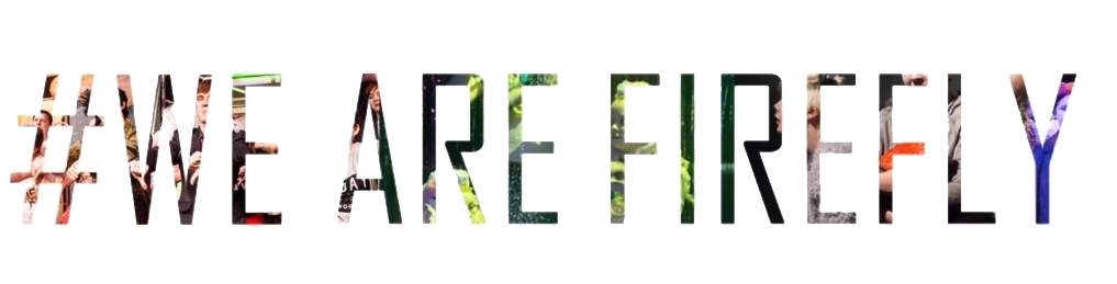 we are firefly logo